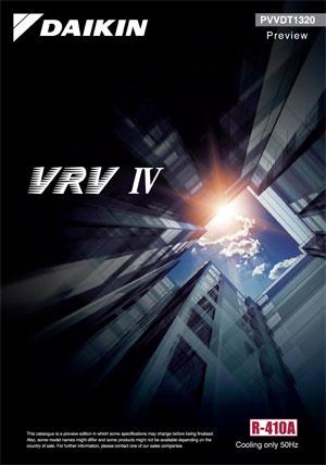 Máy lạnh trung tâm VRV IV