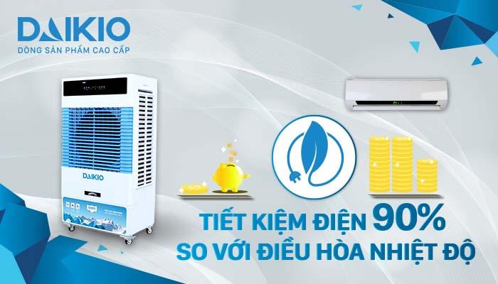 Máy làm mát cao cấp DKA-06000B tiết kiệm điện 90%