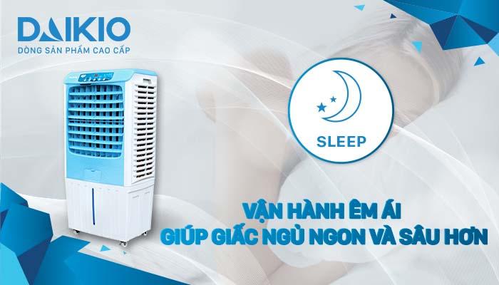 Máy làm mát cao cấp Nakami NKA-10000A tiết kiệm điện năng tới 90%