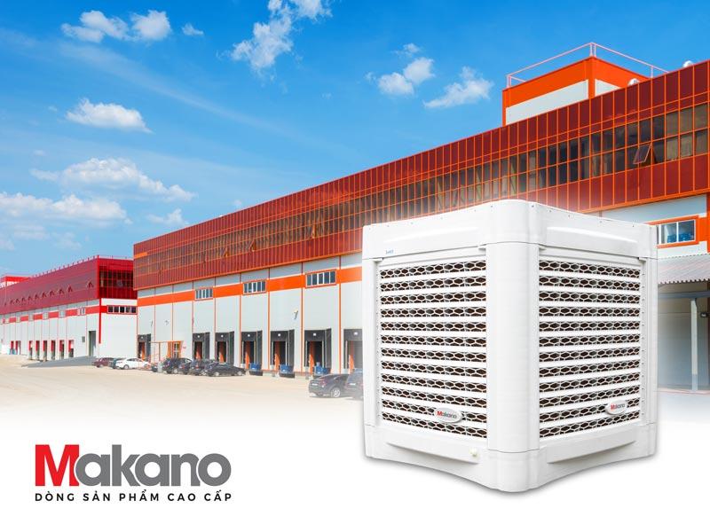 máy làm mát công nghiệp daikiosan duy trì nhiệt độ ổn định