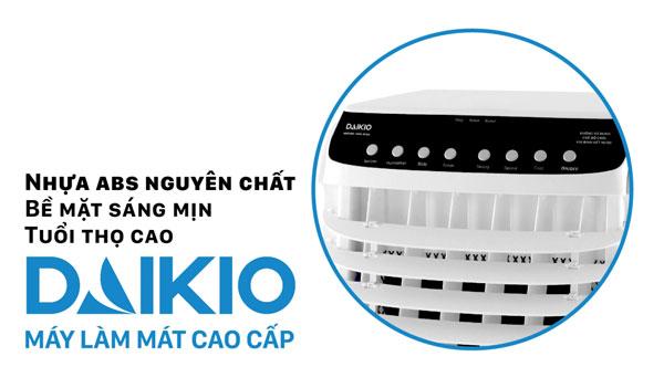 Máy làm mát cao cấp Daikio DK-800A nhựa ABS nguyên chất