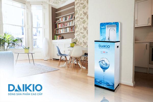 máy lọc nước RO Daikio DKW-00010A mang đến nguồn nước tinh khiết cho gia đình