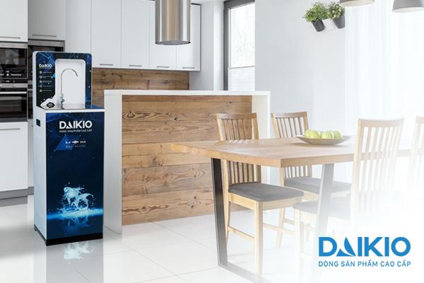 Máy lọc nước RO Daikio DKW-00007A sử dụng ở gia đình