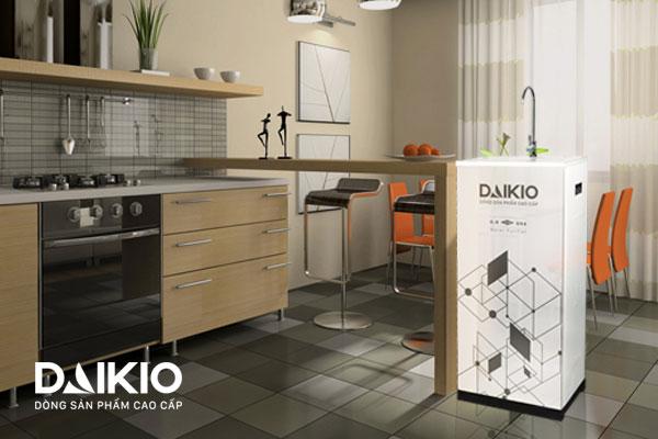 hình ảnh thực tế Máy lọc nước Daikio DKW-00009H