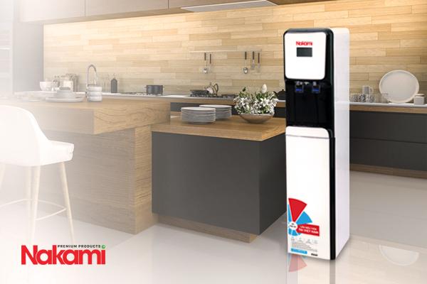 Máy lọc nước RO cao cấp Nakami NKW-00008B là dòng sản phẩm cao cấp của Đại Việt