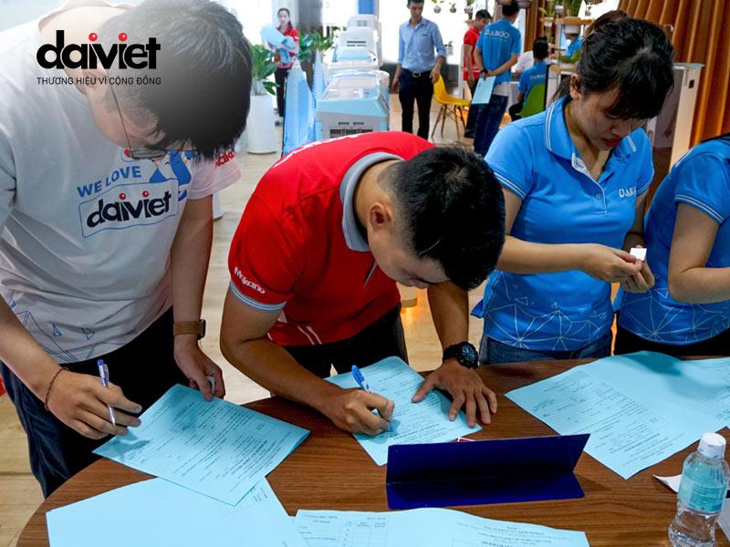 công ty Đại Việt tổ chức khám sức khoẻ định kỳ 2019 cho CB.CNV