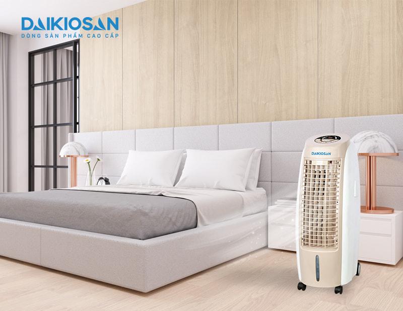 sử dụng máy làm mát không khí daikiosan