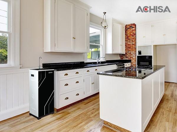 Achisa tăng tính thẩm mỹ cho không gian phòng bếp