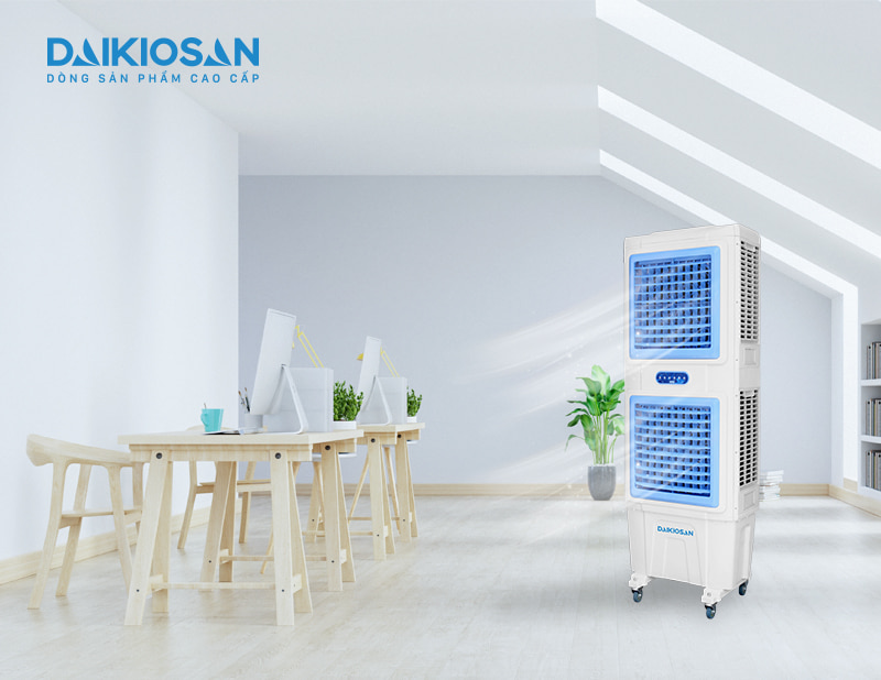 máy làm mát không khí daikiosan dka-10000a