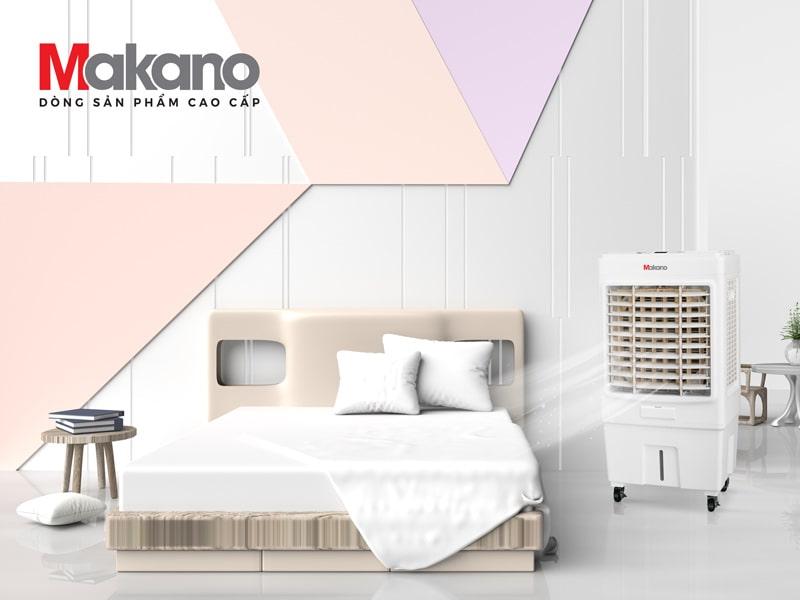 Makano MKA-04000B rất dễ dàng sử dụng với các tính năng tiện lợi như: hẹn giờ, điều khiển từ xa...