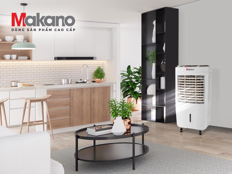 Makano MKA-03500A sử dụng cho nhiều không gian khác nhau