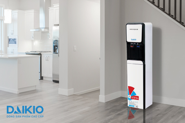 Máy lọc nước nóng lạnh cao cấp Daikio DKW-00007C