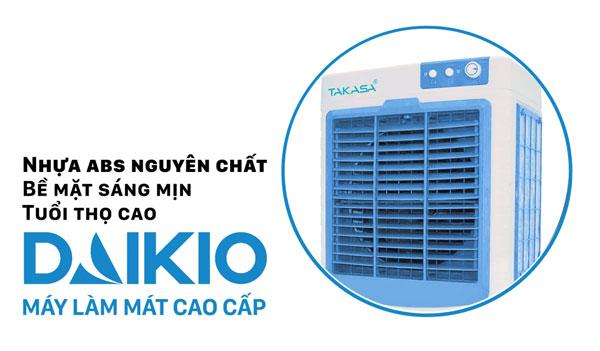máy làm mát điều hoà không khí an toàn cho sức khoẻ môi trường