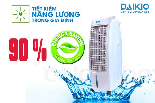 máy làm mát không khí DAIKIO DK-1500B tiết kiệm điện