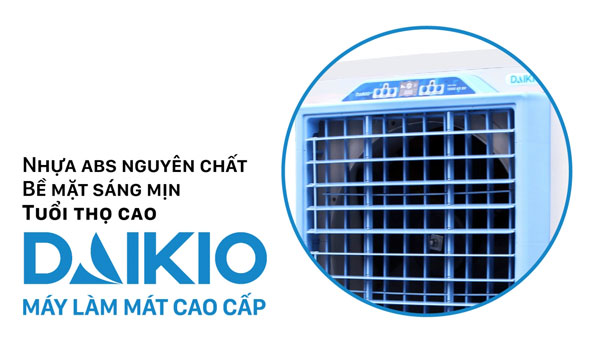 vỏ máy làm mát không khí daikio dk-5000c