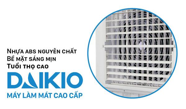 máy làm mát công nghiệp DAIKIO DK-15000A có vỏ làm bằng nhựa