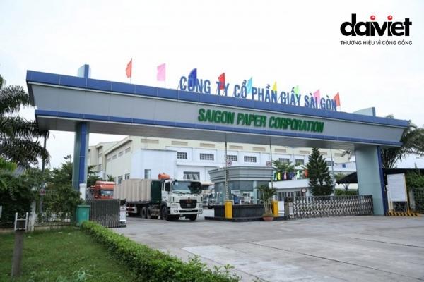 Công ty CP Giấy Sài Gòn
